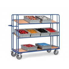 Adjustable Shelf Trolleys 4295